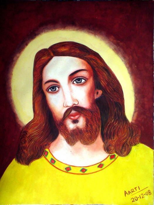 Jesus Christ by aartijadli